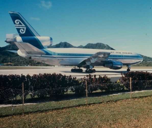 Air New Zealand Flying Social - 1970s Aircraft