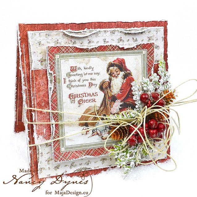 Tattered Treasures: Christmas Cheer!
