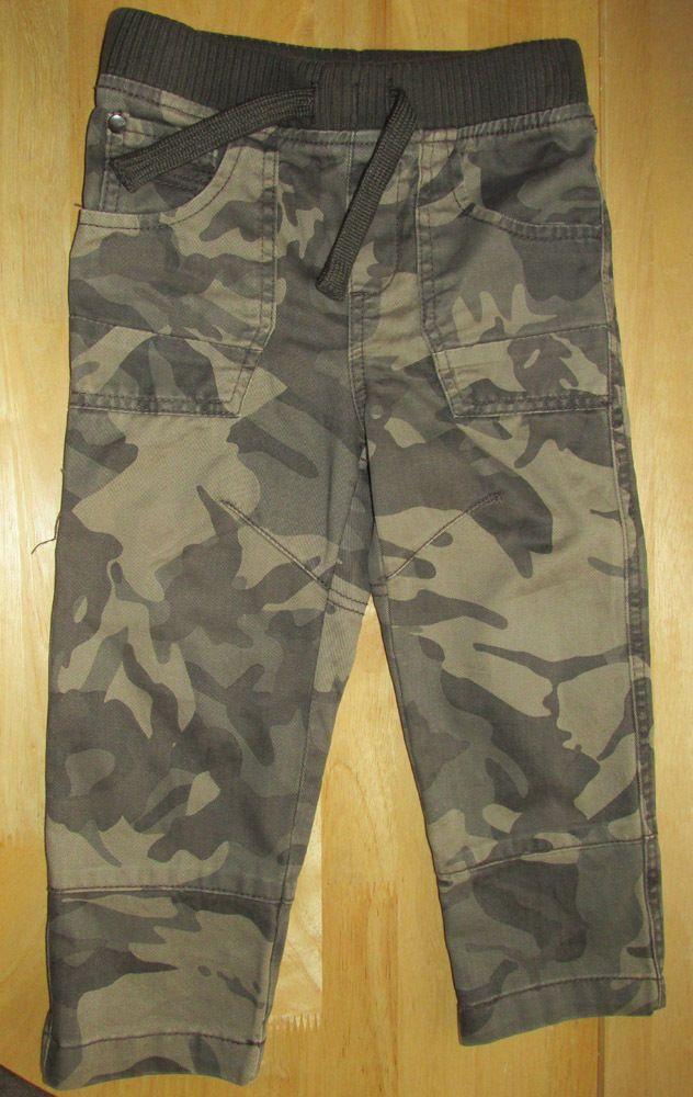 Boys 2-3 years camouflage combat trousers #Nutmeg #ebay #kidswear #kidsfashion