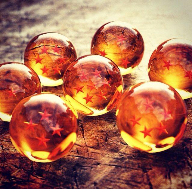 Real Life Dragon Balls?