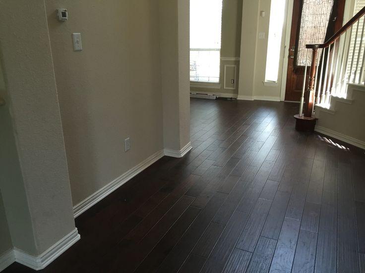 Dark Hickory Floor Wood Laminate Pinterest Wood
