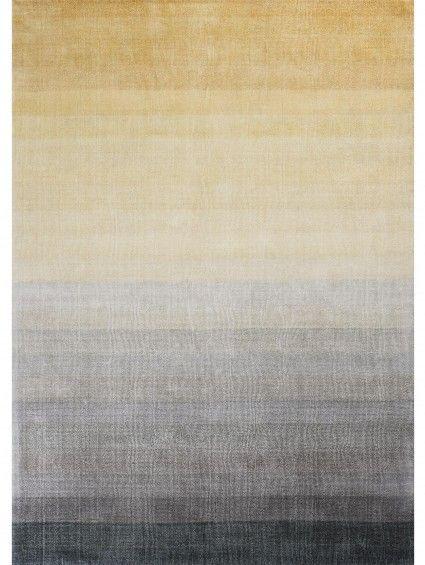 Teppich Combination Gelb