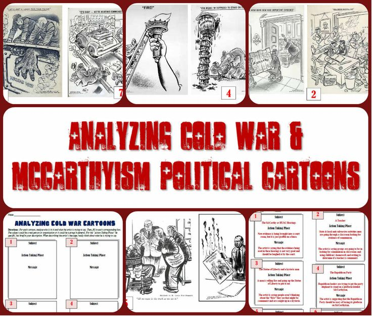 Analyzing Cartoons Worksheet : Analyzing attitudes through political cartoons worksheet