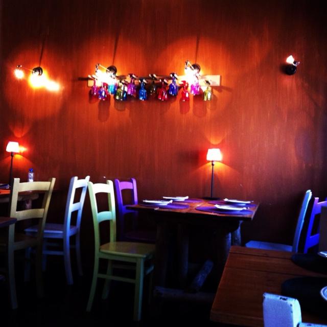 """Restaurante """"Rola na areia"""", Cascais, Portugal"""