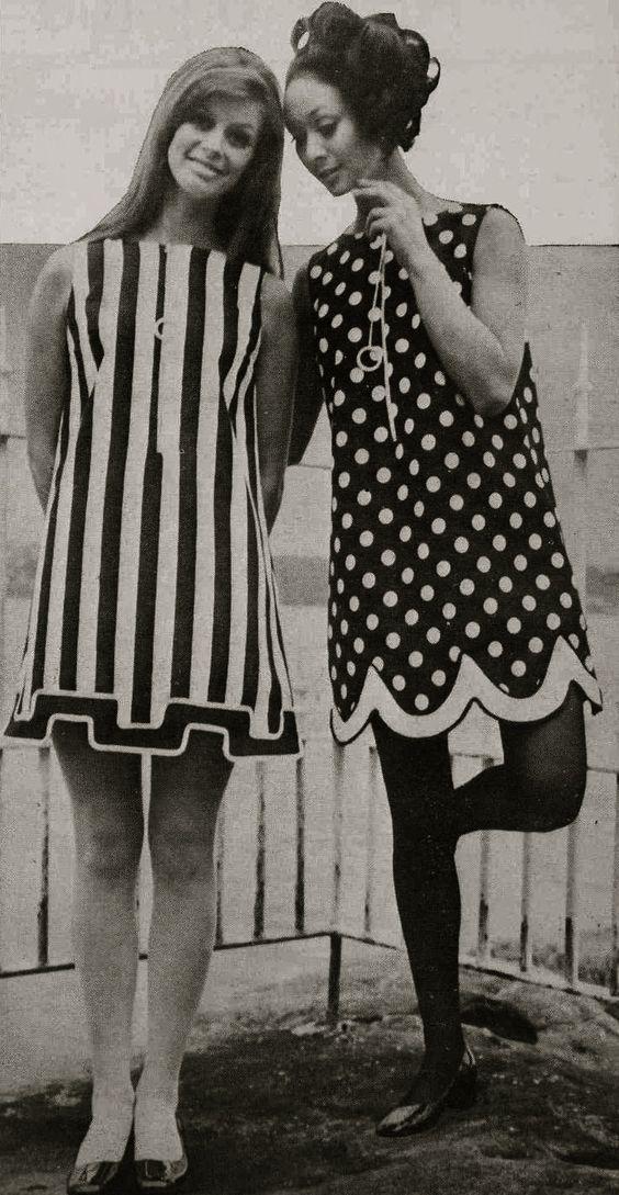 60's Fashion style Inspiration