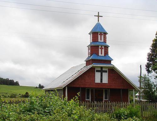Las Iglesias de Chiloé