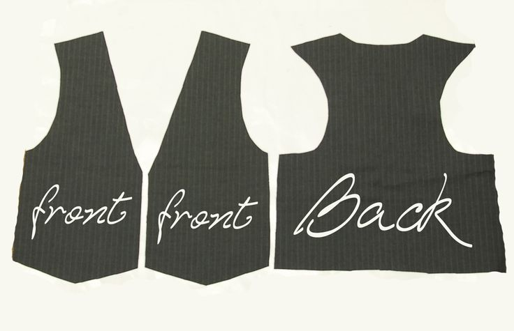 little boys vest pattern | vest pattern is pretty easy. I use a basic top drafted pattern ...