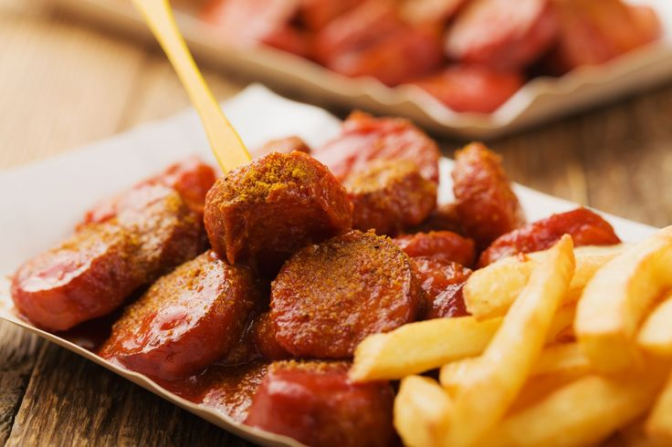 beste plekken voor curryworst in Berlijn