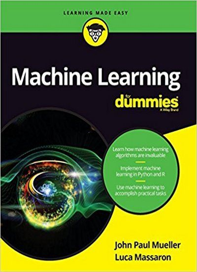 Machine Learning For Dummies Download Pdf Programming It In
