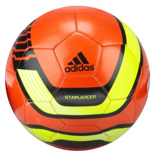 adidas Starlancer III Soccer Ball Nough Said lol
