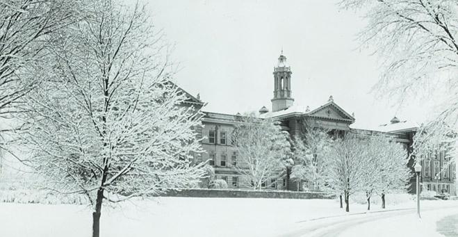 Western Illinois University.  I am an alum and an employee.