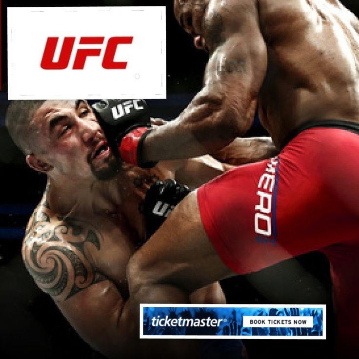 Buy Tickets for the Latest Ultimate Fighting Championships at Ticketmaster: UFC Fight Night London in The O2 London 17/03/18 tidd.ly/cecdae5 👊