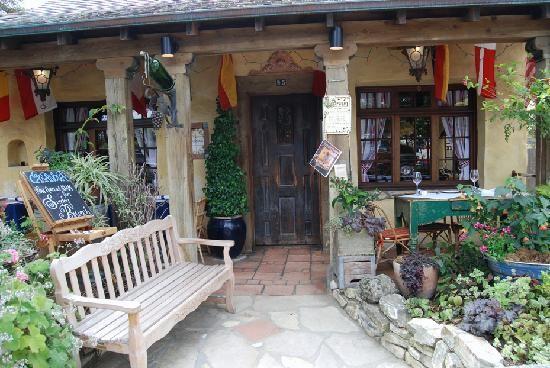 Casanova Restaurant, Carmel