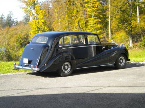 Roll Royce Silver Wraith for sale For Sale (1954)