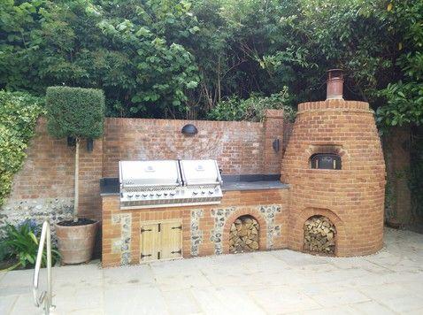 14 best Four a bois  habillage brique images on Pinterest Bricks