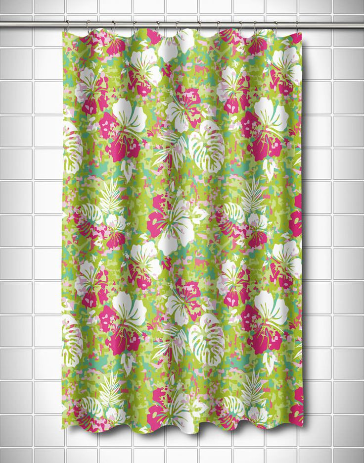 Best 25+ Tropical shower curtains ideas on Pinterest | Curtains ...