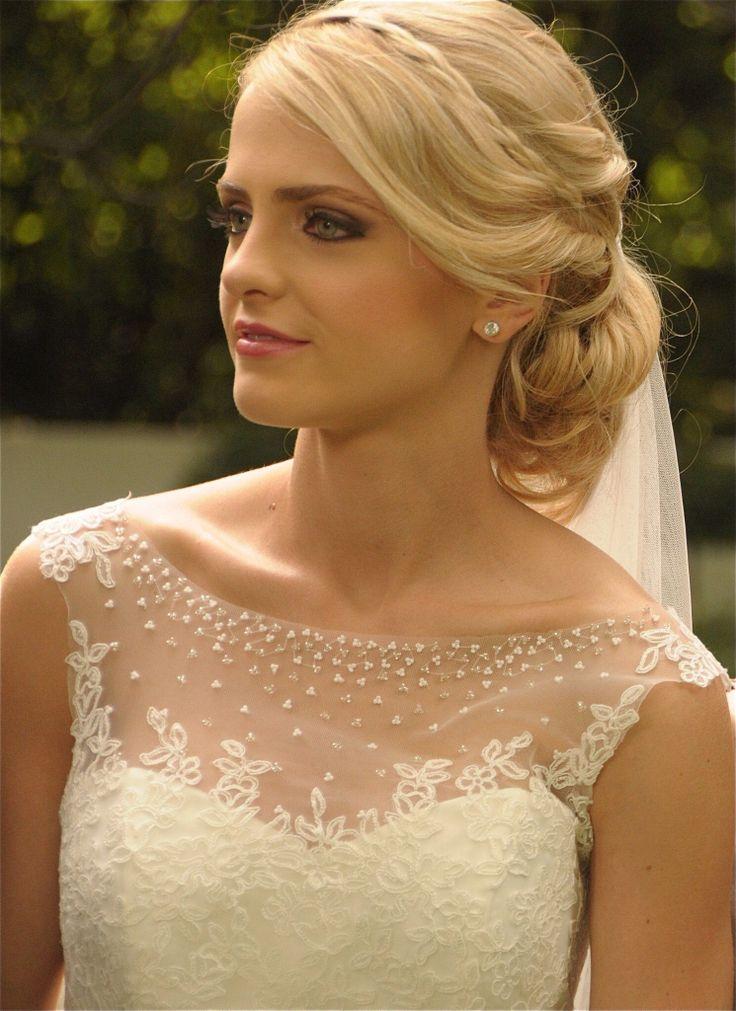Wedding hair color