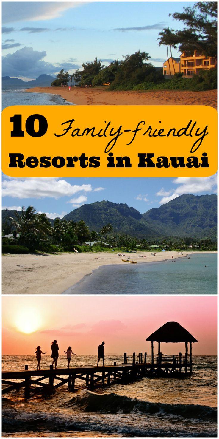 Vacation rentals in kauai hawaii for families ocean views pools kitchens