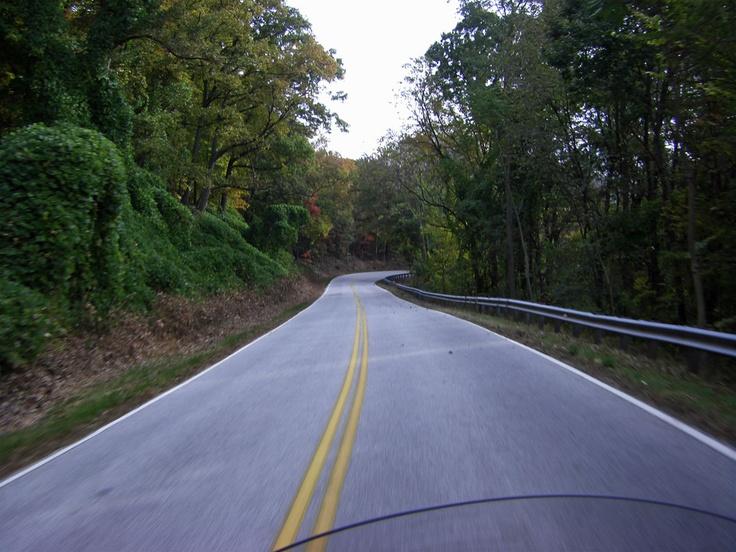Blue Ridge Parkway. NC Oct. 2009