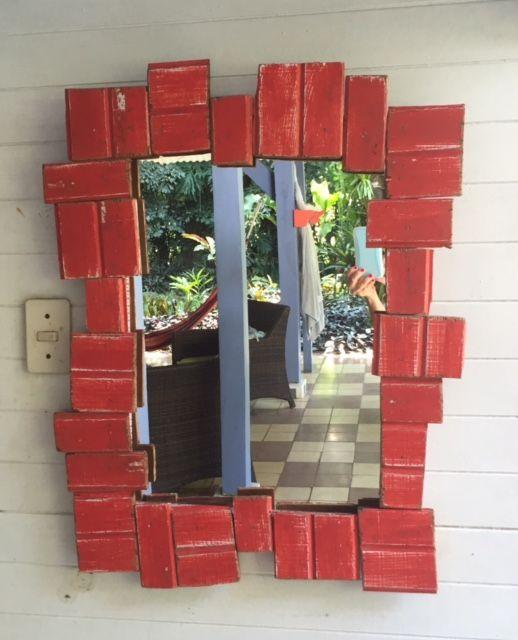 espejos reciclados