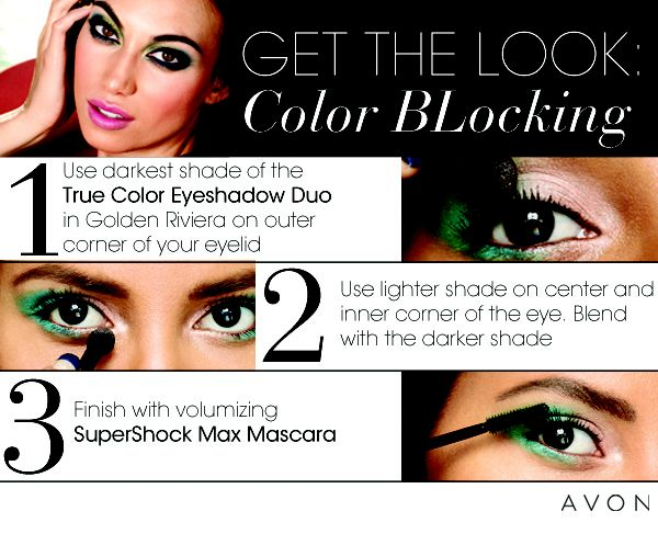 Color Block Eye Shadow www.youravon.com/chantalhill