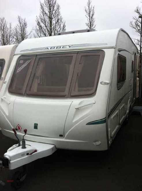 Abbey Aventura 330 2004, 6 berth, (2004) Second Hand  Touring caravan for sale in Tyne