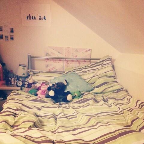 Love my attic room :)