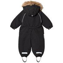 Ticket to heaven Snowsuit Baggie with Detachable Hood Black Black