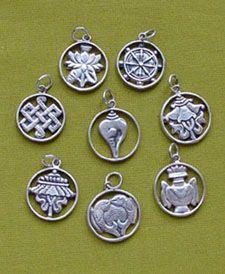 благоприятные символы буддизм - Поиск в Google