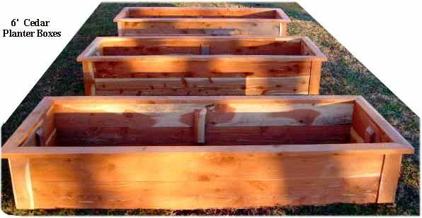 planter box: Greenthumb