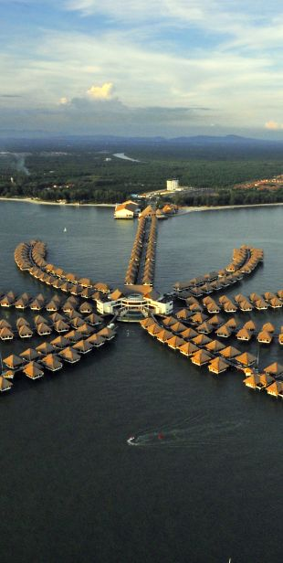 #Jetsetter Daily Moment of Zen: Golden Palm Tree Resort in Sepang, #Malaysia