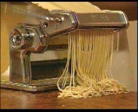 Bakmi karet: Resep bakmi - Cara membuat mie (Home made)
