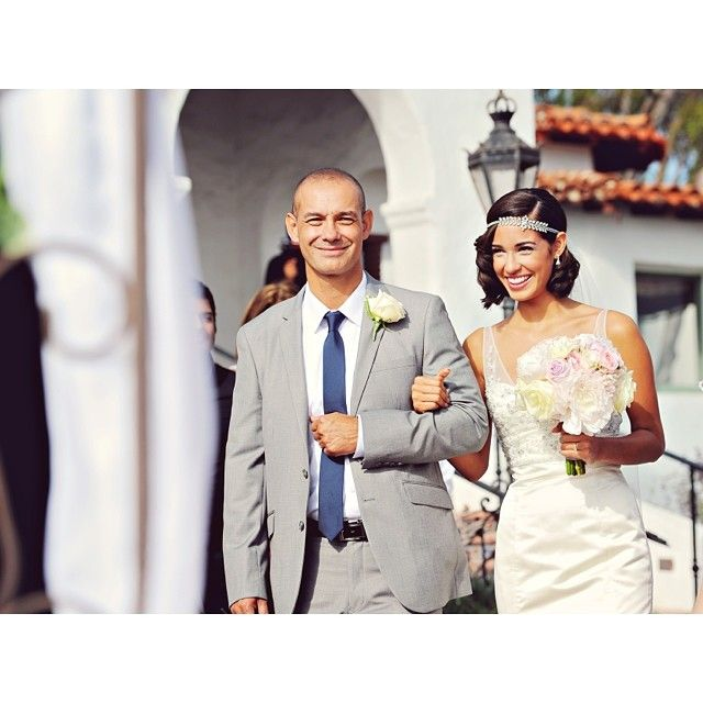 The very lovely Moriah Peters on her wedding day;)