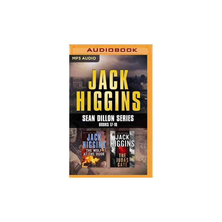 Wold at the Door / the Judas Gate (MP3-CD) (Jack Higgins)