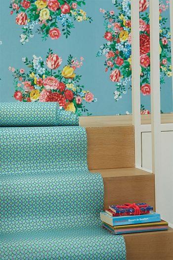 PiP Dutch Painters Light Blue wallpaper | Traditional 3 | Wallpaper | PiP Studio