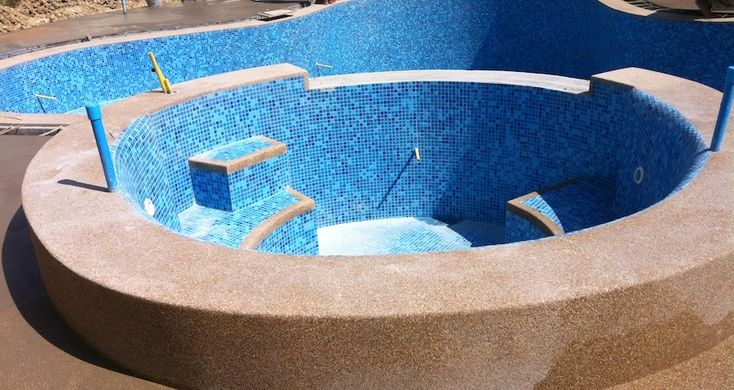 30 best piscina images on Pinterest Swimming pools, Pool spa and Pools
