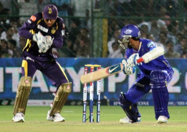 Match 8: Rajasthan Royals vs Kolkata Knight Riders