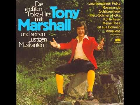 Tony Marshall Herz Schmerz Polka Herz Schmerz Und Dies Und Das Heartache Polka Youtube Polka Music Tony Polka
