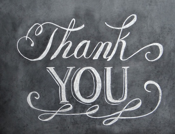 36 Best Thank You Sign Ideas Images On Pinterest Wedding