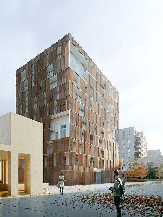 42 logements - Ile de Nantes - Atelier RAUM - image Artefactorylab
