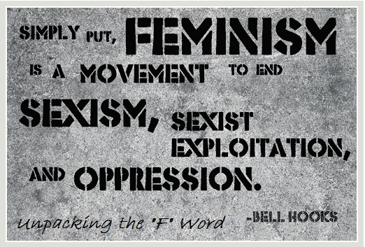 feminism woolfs account and hooks definition essay Free essay: hooks, bell ed, feminism is for everybody passionate politics (south end press, 7 brookline street, #1, cambridge, ma 02139) feminism is for.