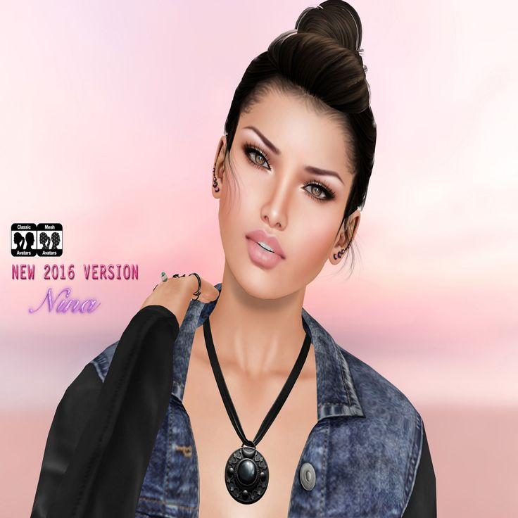 Second Life Nina 2016 Skin On Sale. Six tones are available: Nina tan, milk, golden, darktan, caffe and bronze. Oh, and try the lucky chairs and 18 lucky