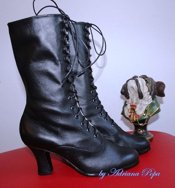 50% SALE TODAY 31 December 2016 Victorian shoes by VictorianBoots