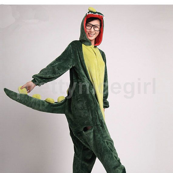 Ugly Dinosaur Sweater