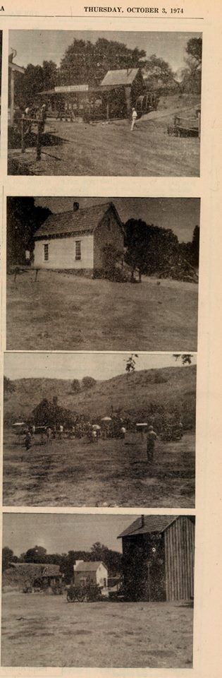 Walnut grove early pictures