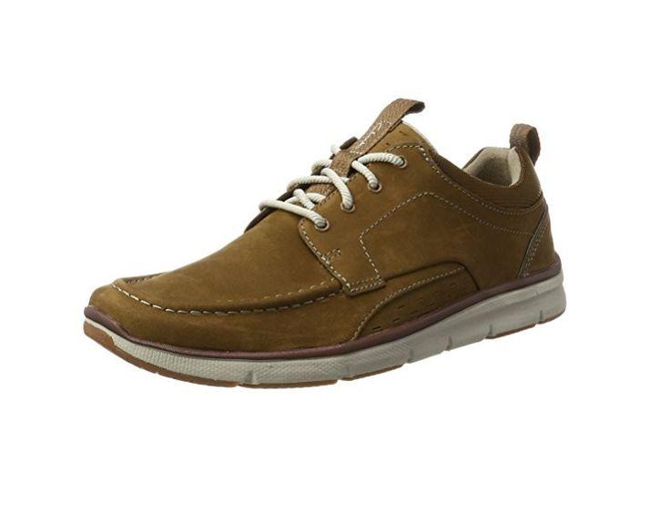 Chollo Zapatos Clarks Orson Bay por 45.85€ y Envío Gratuito