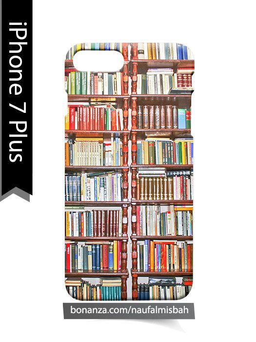 Books Shelf iPhone 7 PLUS Case Cover Wrap Around