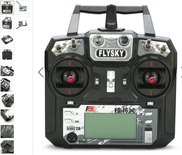 Pimp my FlySky FS-i6 und Turnigy TGY-i6 - Telemetrie zum kleinsten Preis - Einstieg in FPV