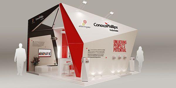 Conoco Phillips on Behance