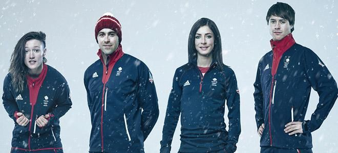 Official Team GB Sochi 2014 Winter Olympic Kit Revealed | Team GB